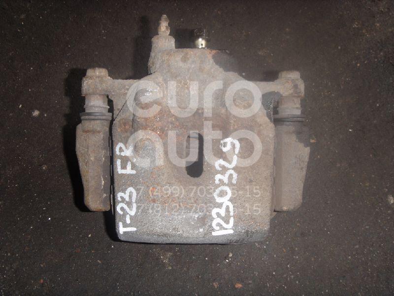 Суппорт передний правый для Toyota Celica (ZT23#) 1999-2005 - Фото №1