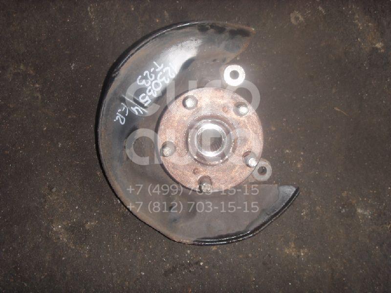 Кулак поворотный передний правый для Toyota Celica (ZT23#) 1999-2005 - Фото №1