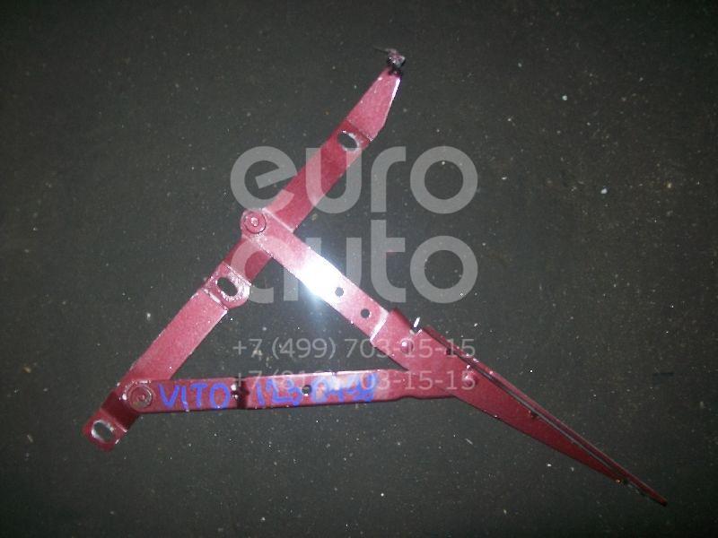 Петля капота левая для Mercedes Benz Vito (638) 1996-2003 - Фото №1