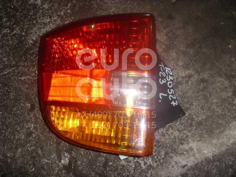Фонарь задний левый для Toyota Celica (ZT23#) 1999-2005 - Фото №1