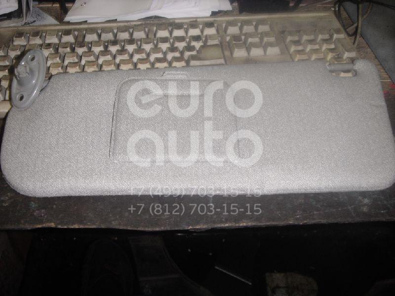 Козырек солнцезащитный (внутри) для Toyota Celica (ZT23#) 1999-2005 - Фото №1