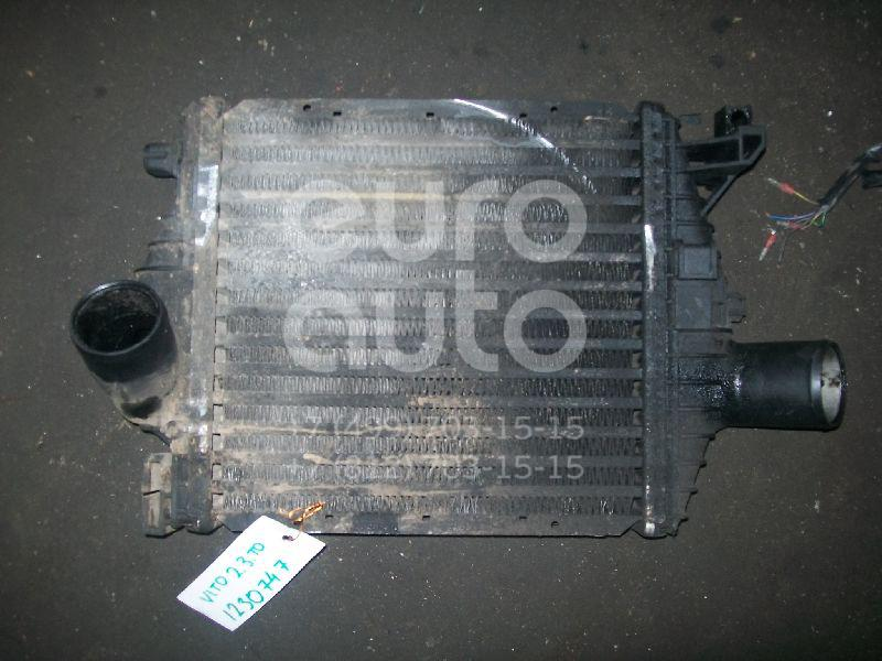 Интеркулер для Mercedes Benz Vito (638) 1996-2003 - Фото №1