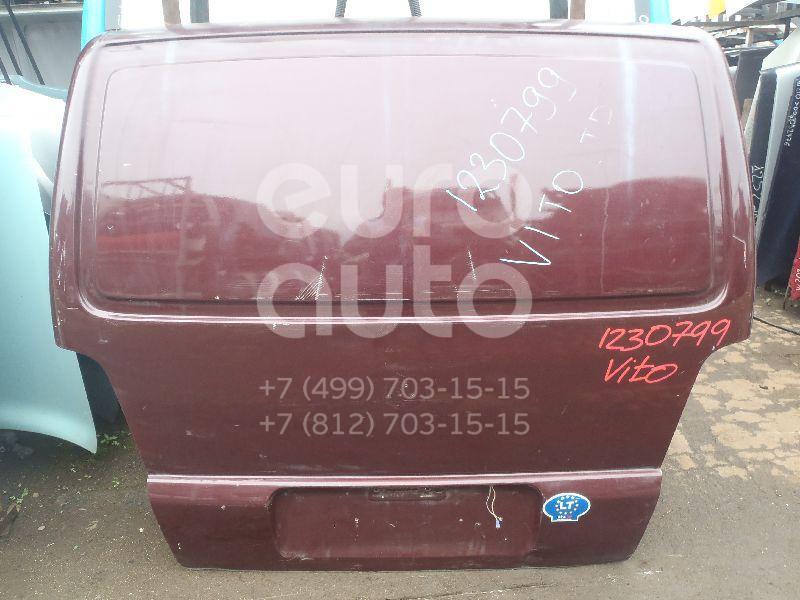 Дверь багажника для Mercedes Benz Vito (638) 1996-2003 - Фото №1