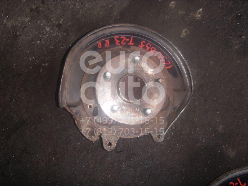Ступица задняя для Toyota,GM Celica (ZT23#) 1999-2005;Avensis II 2003-2008;Matrix 2001-2008;Pontiac Vibe 2002-2007;Prius 2003-2009 - Фото №1