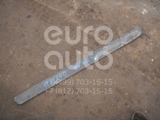Молдинг заднего бампера для Chevrolet Aveo (T250) 2005-2011 - Фото №1