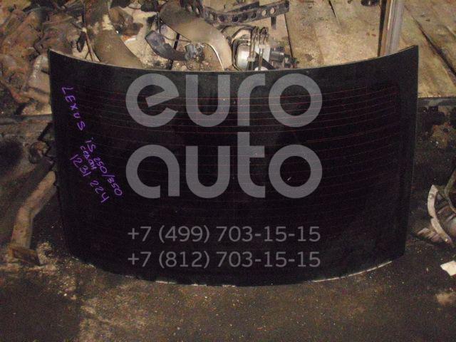 Стекло заднее для Lexus IS 250/350 2005-2013 - Фото №1