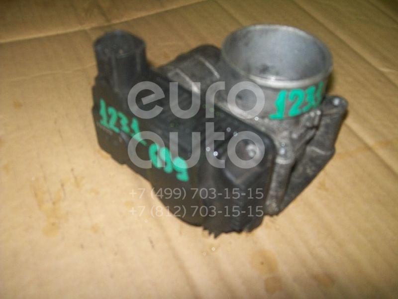 Заслонка дроссельная электрическая для Nissan X-Trail (T30) 2001-2006;Primera P12E 2002-2007 - Фото №1