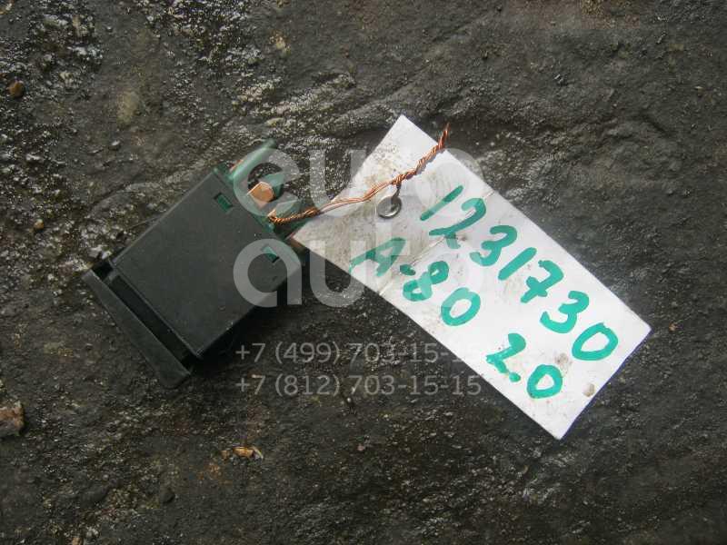 Кнопка антипробуксовочной системы для Audi 80/90 [B3] 1986-1991;100/200 [44] 1983-1991;100 [C4] 1991-1994;V8 1988-1994;80/90 [B4] 1991-1994 - Фото №1