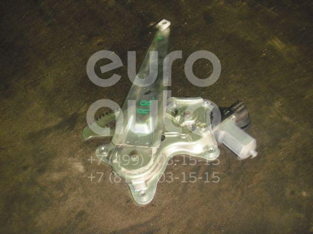 Стеклоподъемник электр. задний правый для Lexus IS 250/350 2005-2013 - Фото №1