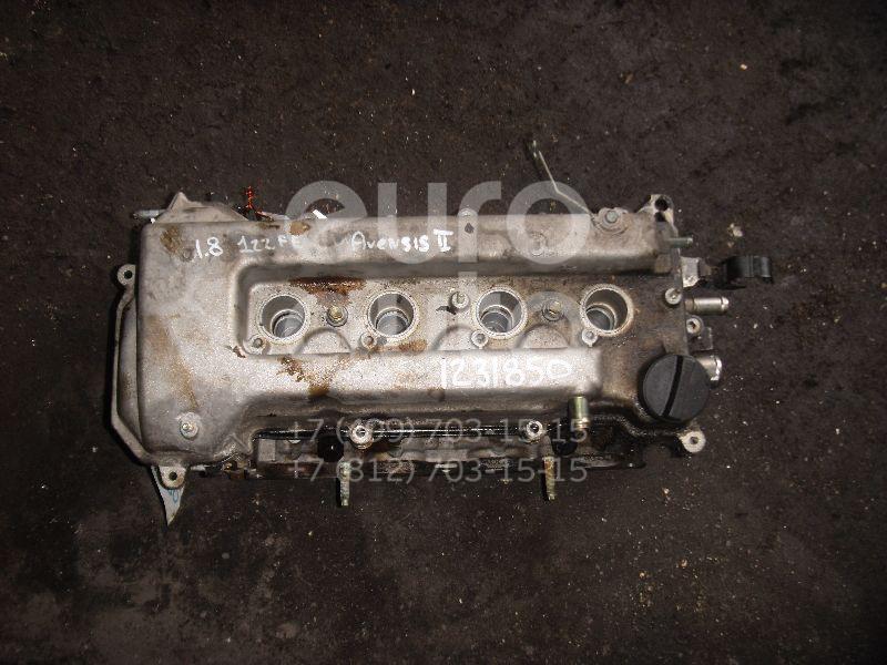 Крышка головки блока (клапанная) для Toyota Avensis II 2003-2008;Avensis I 1997-2003;Celica (ZT23#) 1999-2005;Corolla E12 2001-2006;Auris (E15) 2006-2012;Corolla E15 2006-2013;CorollaVerso 2004-2009 - Фото №1