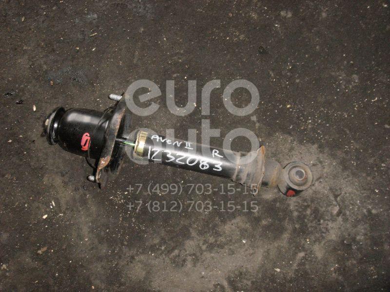 Амортизатор задний для Toyota Avensis II 2003-2008 - Фото №1