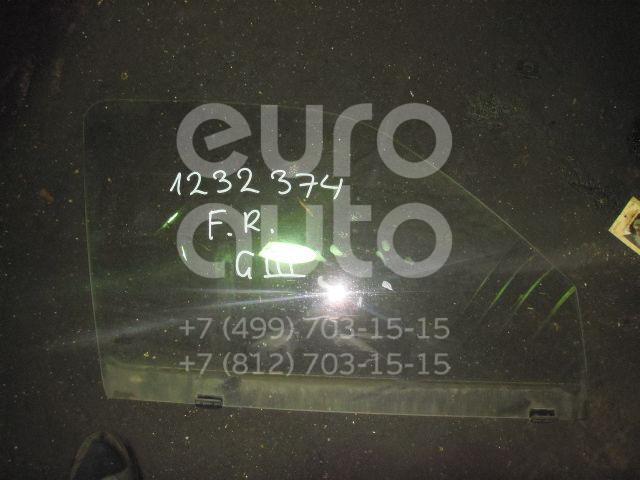 Стекло двери передней правой для VW Golf III/Vento 1991-1997 - Фото №1