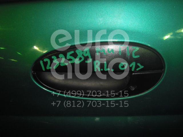 Ручка двери задней наружная левая для Daewoo Matiz 1998-2015 - Фото №1