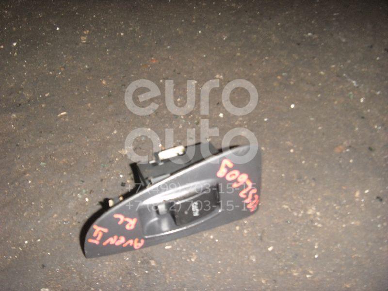 Кнопка стеклоподъемника для Toyota Avensis II 2003-2008 - Фото №1