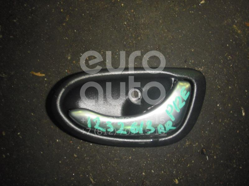 Ручка двери внутренняя левая для Nissan Primera P12E 2002-2007 - Фото №1