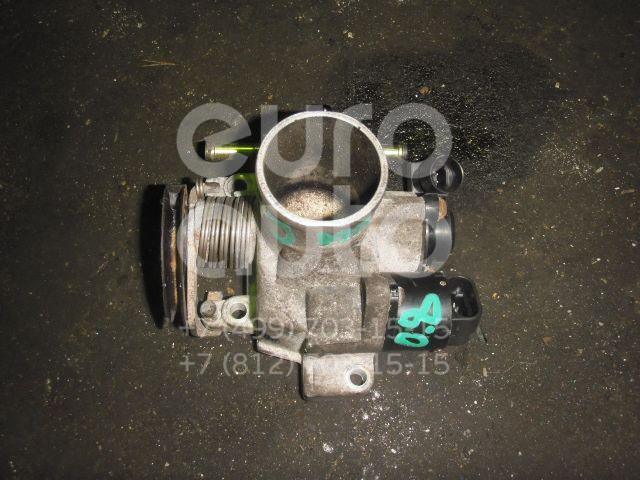 Заслонка дроссельная механическая для Daewoo Matiz (M100/M150) 1998-2015 - Фото №1