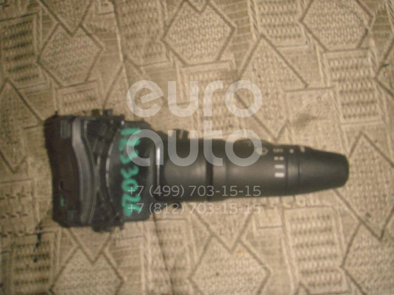Переключатель стеклоочистителей для Nissan Primera P12E 2002-2007 - Фото №1