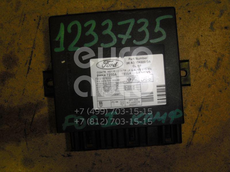 Блок управления центральным замком для Ford Focus I 1998-2005;Mondeo II 1996-2000 - Фото №1