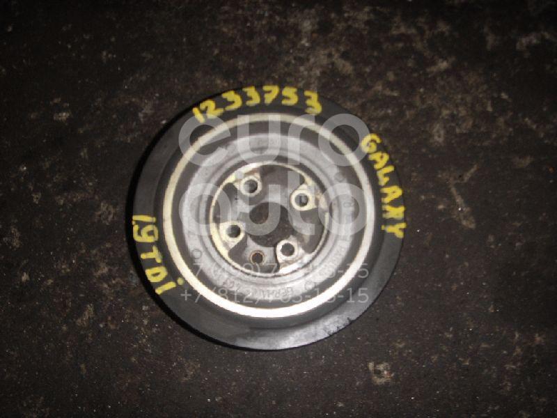 Шкив коленвала для Ford Galaxy 1995-2006 - Фото №1