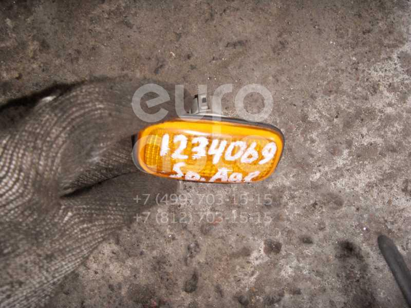 Повторитель на крыло желтый для Kia Sportage 1993-2006;Carnival 1999-2005 - Фото №1