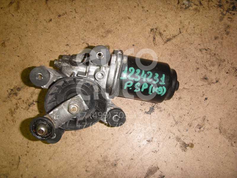 Моторчик стеклоочистителя передний для Mitsubishi Pajero/Montero Sport (K9) 1998-2008 - Фото №1