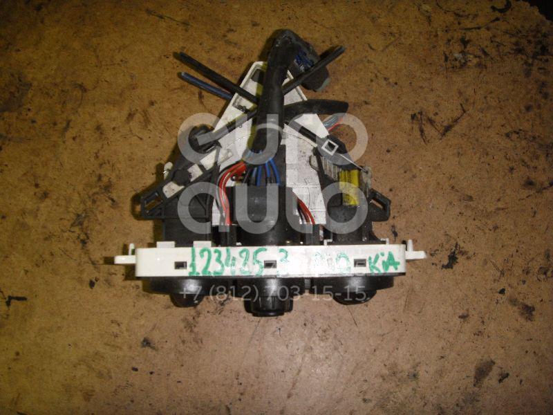 Блок управления отопителем для Kia RIO 2000-2005 - Фото №1