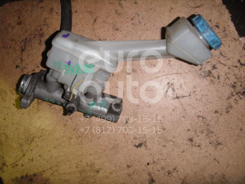 Цилиндр тормозной главный для Nissan Primera P12E 2002-2007 - Фото №1
