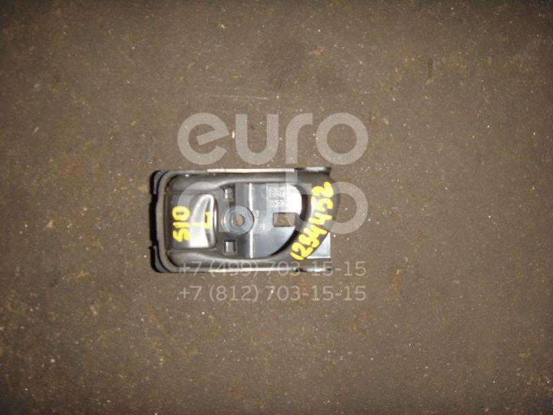 Ручка двери внутренняя левая для Subaru Forester (S10) 2000-2002 - Фото №1