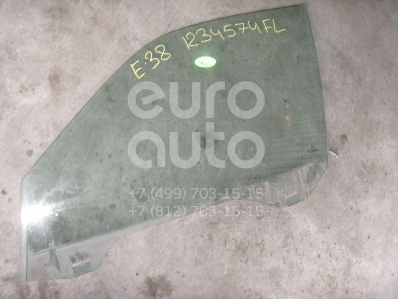 Стекло двери передней левой для BMW 7-серия E38 1994-2001 - Фото №1