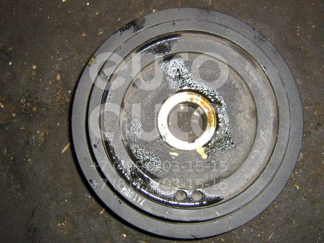 Шкив коленвала для Nissan Almera Classic (B10) 2006-2013 - Фото №1