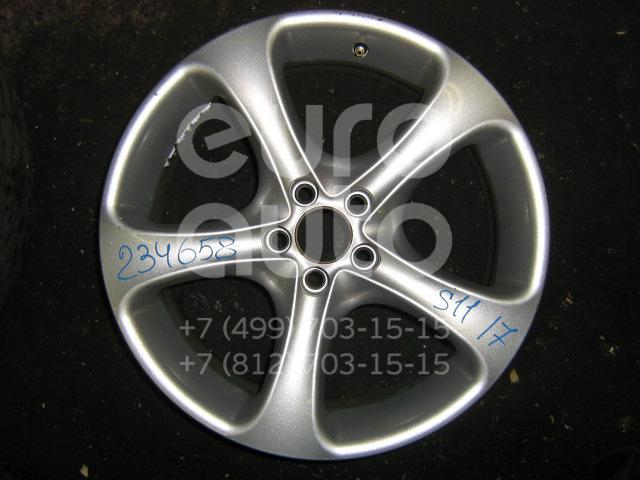 Диск колесный легкосплавный для Subaru Forester (S11) 2002-2007 - Фото №1