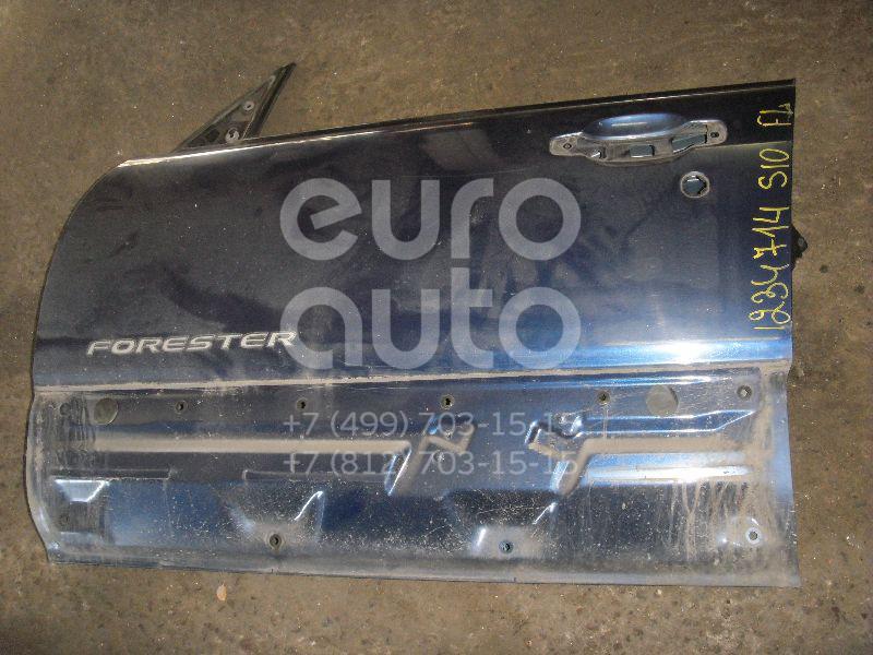 Дверь передняя левая для Subaru Forester (S10) 2000-2002;Forester (S10) 1997-2000 - Фото №1