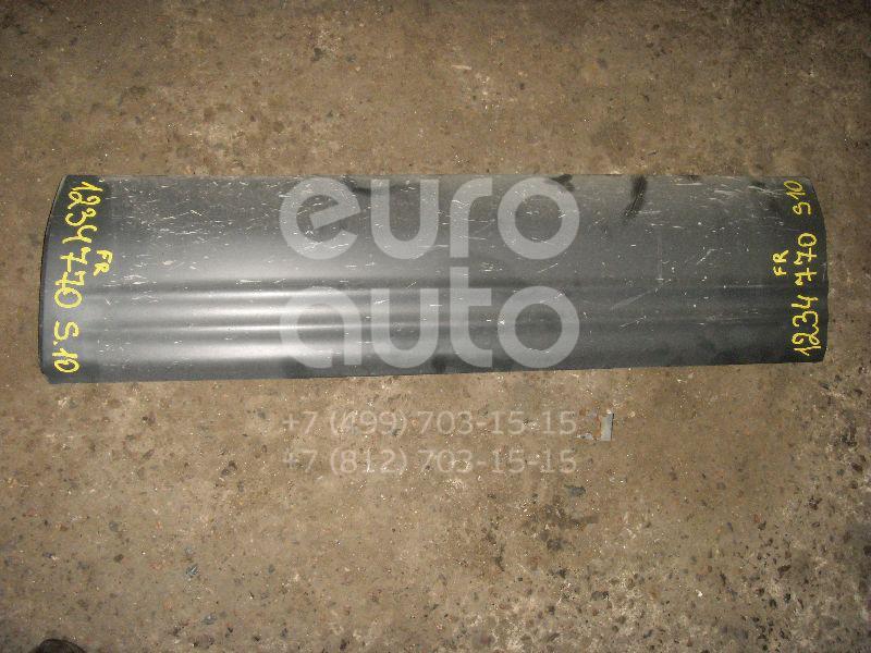 Накладка двери передней правой для Subaru Forester (S10) 2000-2002 - Фото №1