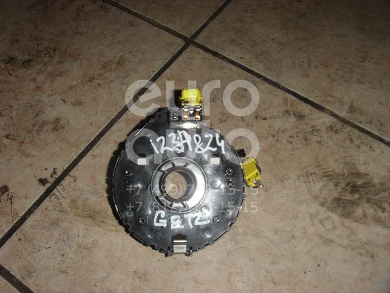 Механизм подрулевой для SRS (ленточный) для Hyundai Getz 2002-2010 - Фото №1
