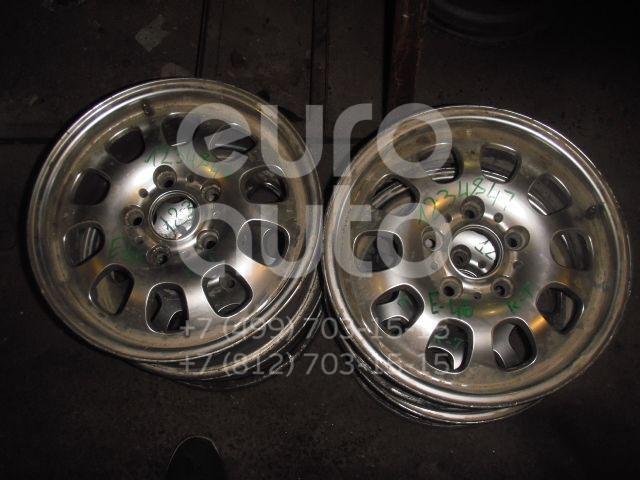 Диски колесные легкосплавные (к-кт) для BMW 3-серия E46 1998-2005 - Фото №1