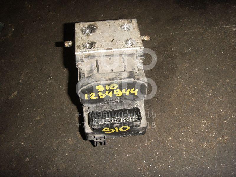 Блок ABS (насос) для Subaru Forester (S10) 2000-2002 - Фото №1