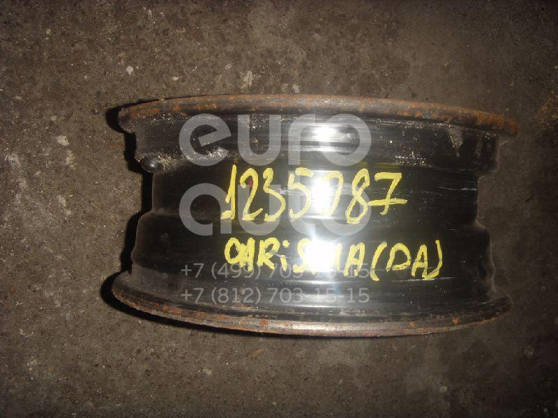 Диск колесный железо для Mitsubishi Carisma (DA) 2000-2003;Carisma (DA) 1995-2000;Space Star 1998-2004 - Фото №1