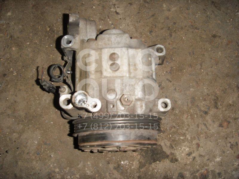 Компрессор системы кондиционирования для Subaru Forester (S10) 2000-2002 - Фото №1