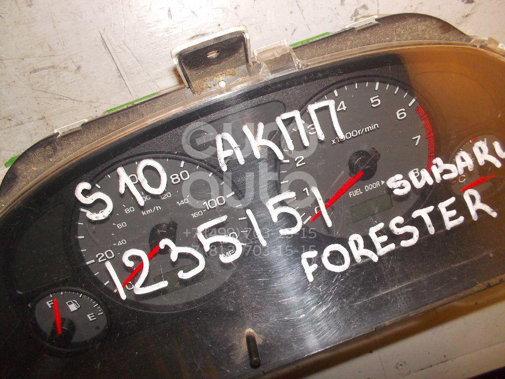 Панель приборов для Subaru Forester (S10) 2000-2002 - Фото №1