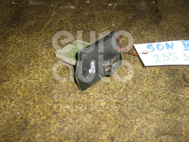 Резистор отопителя для Hyundai Sonata III 1993-1996 - Фото №1