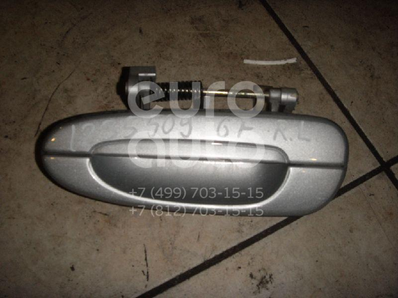 Ручка двери задней наружная левая для Mazda 626 (GF) 1997-2001;626 (GE) 1992-1997 - Фото №1