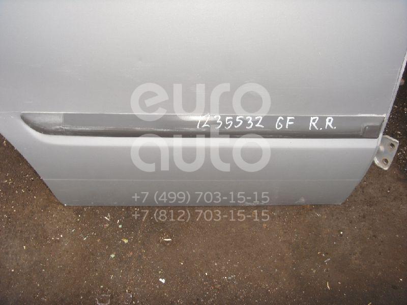 Молдинг задней правой двери для Mazda 626 (GF) 1997-2002 - Фото №1