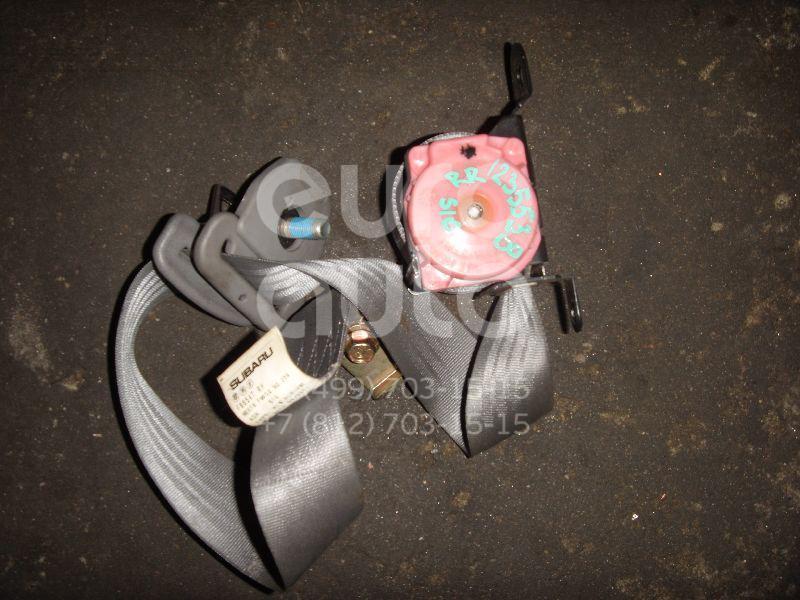Ремень безопасности для Subaru Forester (S10) 2000-2002 - Фото №1