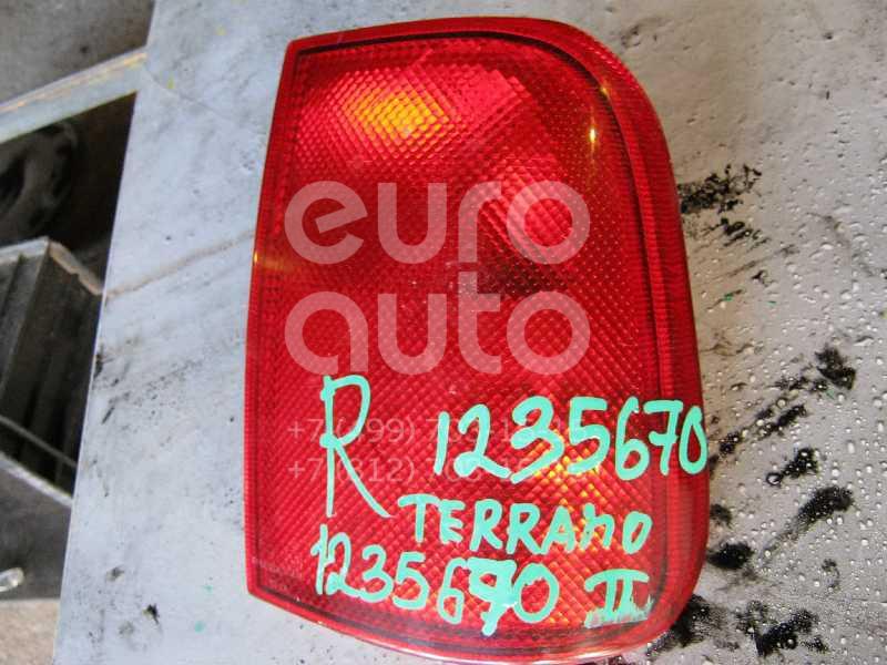 Фонарь задний правый для Nissan Terrano II (R20) 1993-2006 - Фото №1