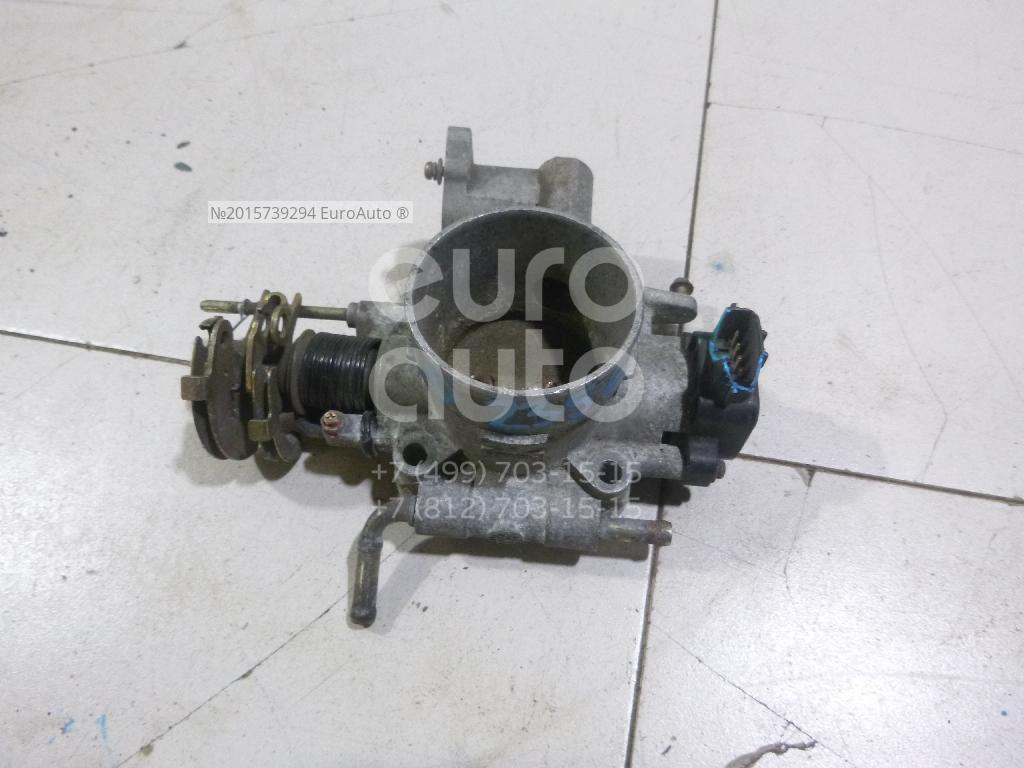 Заслонка дроссельная механическая для Subaru Forester (S11) 2002-2007 - Фото №1