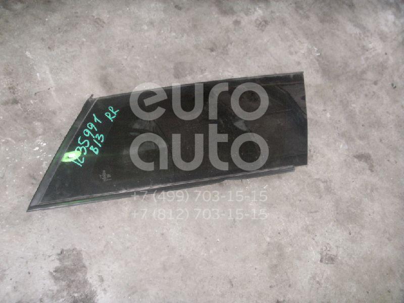 Стекло кузовное глухое правое для Subaru Legacy Outback (B13) 2003-2009 - Фото №1