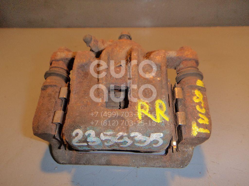 Суппорт задний правый для Hyundai,Kia Tucson 2004-2010;Sportage 2004-2010 - Фото №1