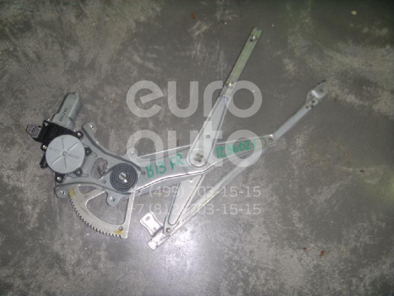 Стеклоподъемник электр. передний правый для Subaru Legacy Outback (B13) 2003-2009;Legacy (B13) 2003-2009 - Фото №1