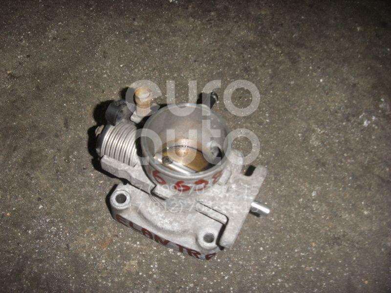 Заслонка дроссельная механическая для Hyundai Elantra 2000-2006 - Фото №1