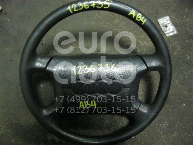 Подушка безопасности в рулевое колесо для Audi 80/90 [B4] 1991-1994;100/200 [44] 1983-1991;100 [C4] 1991-1994 - Фото №1